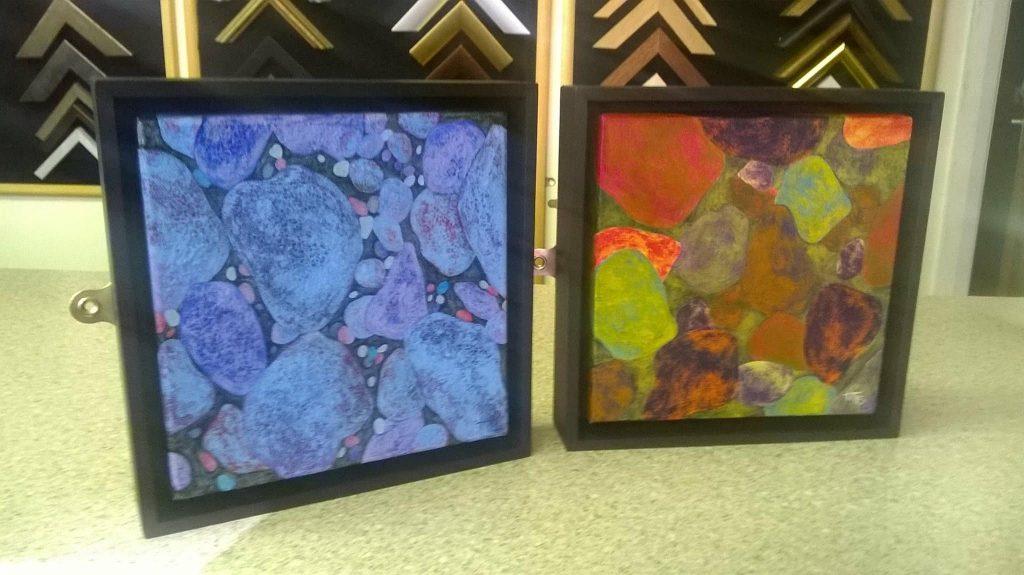 Canvas Box Framing – PG Framing Ltd