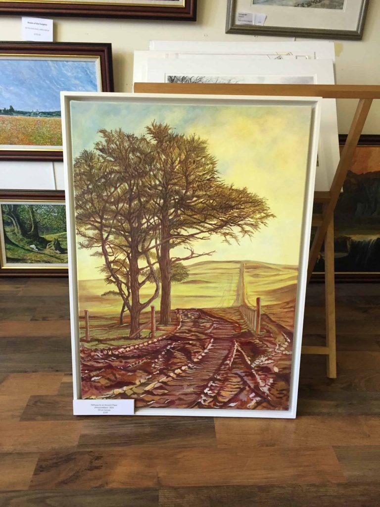 Canvas box framing-1-min