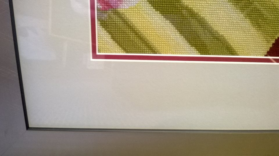 Tapestry, cross stitch framing-7-min